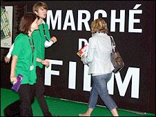 At the Marche de Film