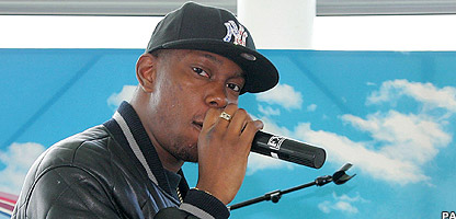 Dizzee Rascal 