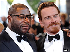 Steve McQueen and Michael Fassbender