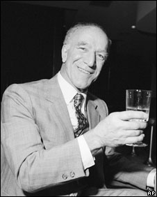 Robert Mondavi, file pic, 14 March, 1984