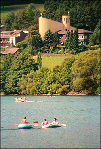 Monasterio de Arenberg, Alemania