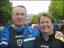 Alan and Katrina Cross