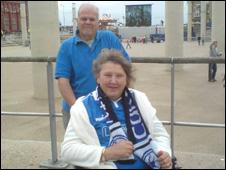 Sid and Barbara Parker