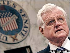 Edward Kennedy in Congress on 13 July 2006