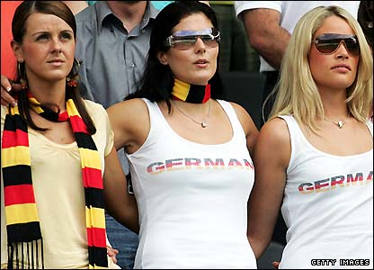 Germany's footballers' wives and girlfriends