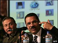 Ronald Noble de la Interpol presenta informe sobre computadores de las FARC