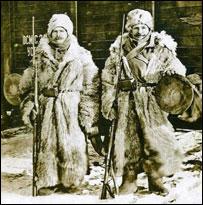 Чехословацкие легионеры в Сибири (фото с сайта wikipedia.org)