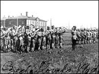 Чехословацкий корпус во Владивостоке (фото с сайта wikipedia.org)