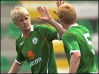 Stephen Keogh and Paul McShane