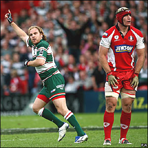 Andy Goode, Leicester