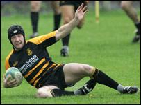 Matt Jess scores for Cornwall