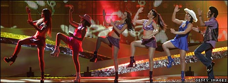 Spain's Eurovision entry for 2008