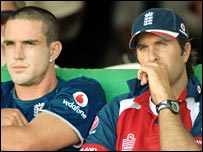 Pietersen would benefit from the Stanford millions but would Vaughan?