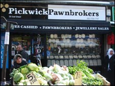 Pickwick Pawnbrokers