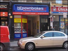 H&T Pawnbrokers, Paddington