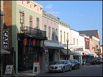 Main Street in Culpeper
