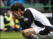 Gretna have gone out of business following relegation from the SPL