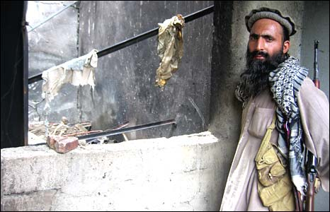 Taleban militants appear to be in complete control in parts of Bajaur