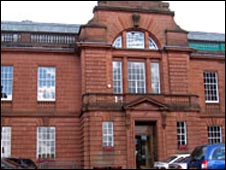 Dumfries and Galloway Council building