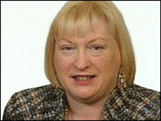 Health Minister Edwina Hart