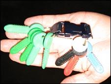 VeriSign keys