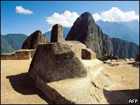 Machu Pichu, Cuzco