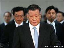 Chung Mong-koo, Hyundai's boss