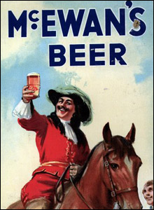 McEwans laughing cavalier