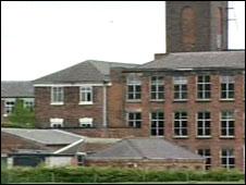 Tutbury Mill