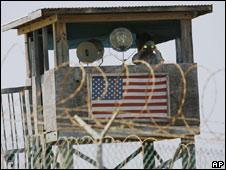 Guantanamo Bay. File pic.
