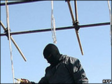 Iranian hangman