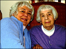 Christina and Elizabeth Alexander