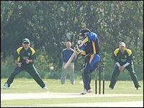 Cricket: Guernsey v Bahamas