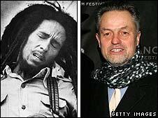 Bob Marley and Jonathan Demme