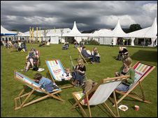 Hay Festival (Picture: Justin Williams