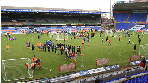 St Andrew's was the venue for the Your Game 2008 final