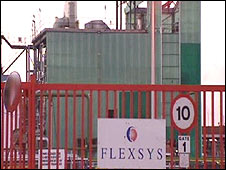 Flexsys, Wrexham