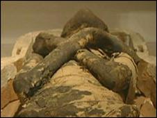 Manchester museum mummy