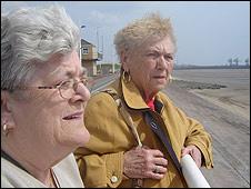 Jean Morgan and Moira Patterson