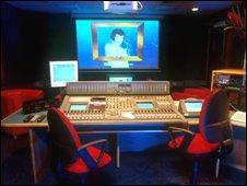 Tv edit suite