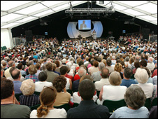 Hay Festival (Picture; Justin Williams)