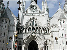 High Court in the Strand