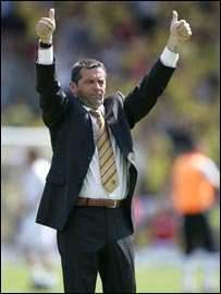 Phil Brown (Getty Images)