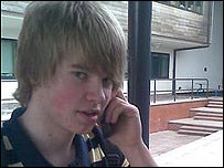 Alex, GCSE music student