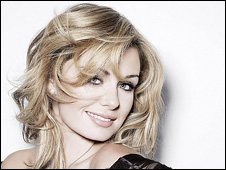 Katherine Jenkins (Picture: Rankin)