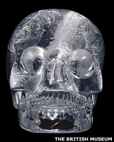 Crystal skull (British Museum)