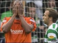 Mark De Vries cannot believe he has not scored