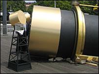 Телектроскоп в Бруклине, Нью-Йорк