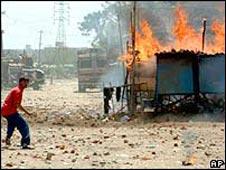 Gujarat religious riots