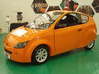 Axon 100mpg family car
